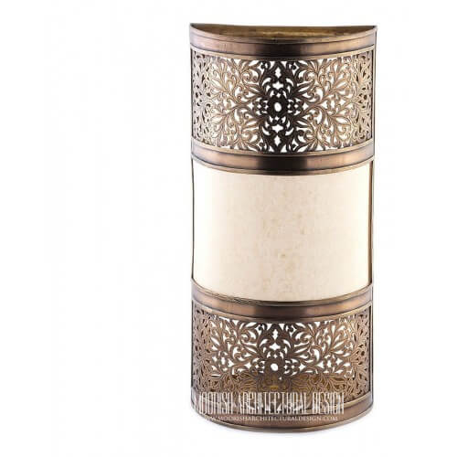 Modern Moroccan Sconce 55