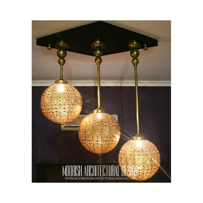 Moroccan lantern Honolulu Hawaii