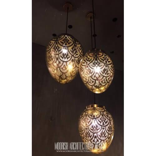 Moroccan Pendant Lights Shop San Francisco