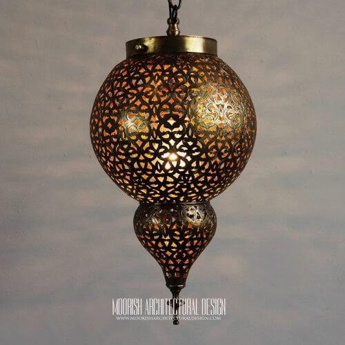 Modern Moroccan Pendant 112
