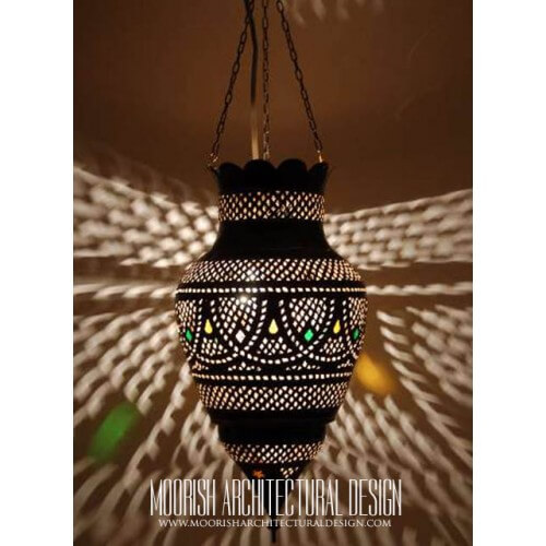 Traditional Moroccan Pendant 72