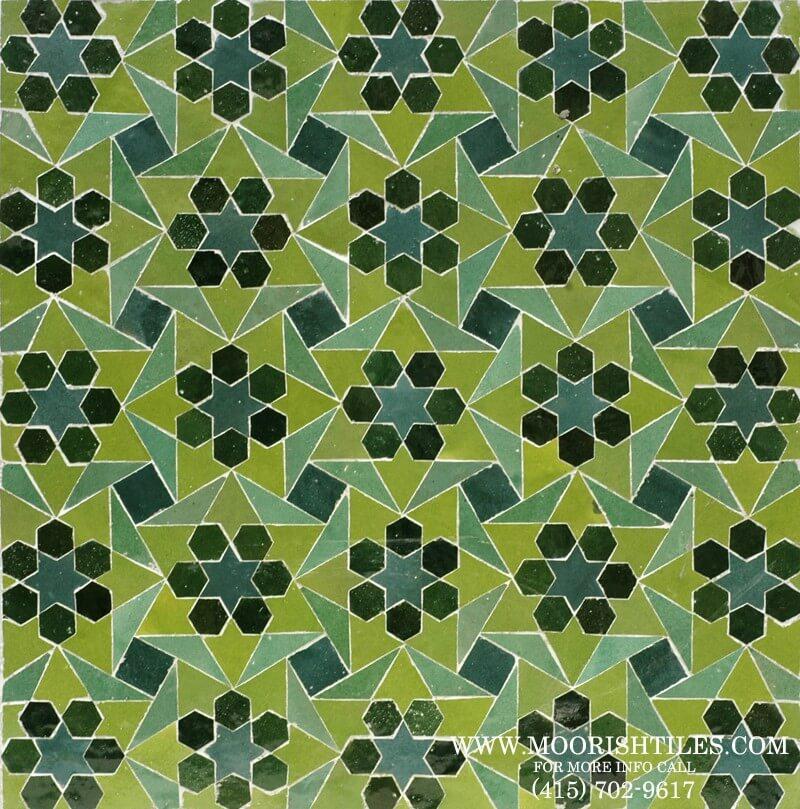 Moroccan Tile Jeddah Saudi Arabia