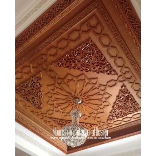Best Moorish ceiling design ideas