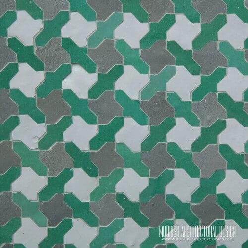 Moroccan Tile 212