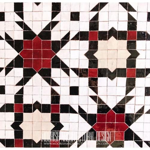 Moroccan Tile 216