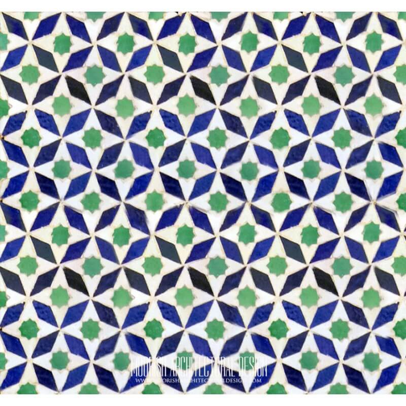 Moroccan Tile designs