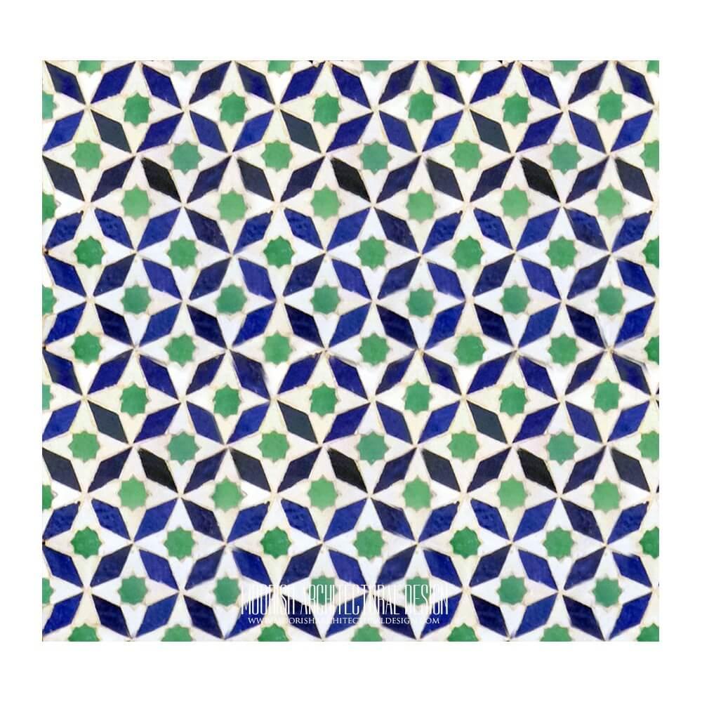 Moroccan Tile Tiles For