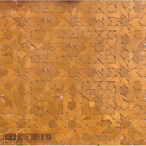 Moorish Modern Tile 08
