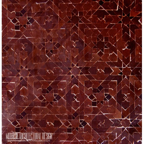 Moorish Modern Tile 10