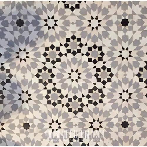 Moroccan Tile 219