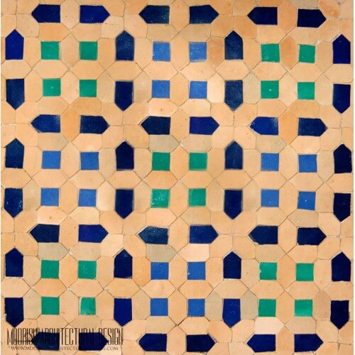 Moroccan Tile 222