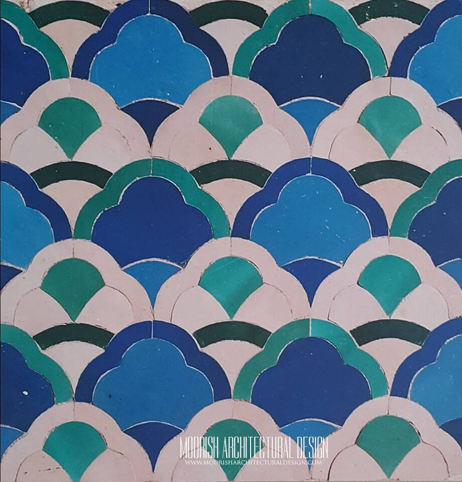 Moroccan Tile: Zellige Tile for Kitchen, Bathroom, Pool