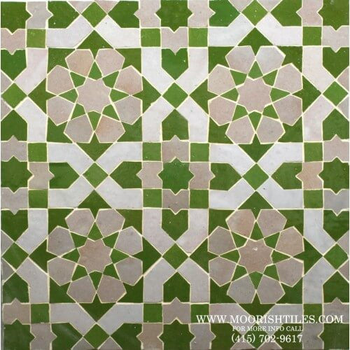 Moroccan Tile 12
