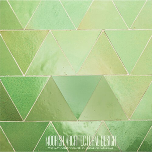bathroom tile decorating ideas for Moroccan Style