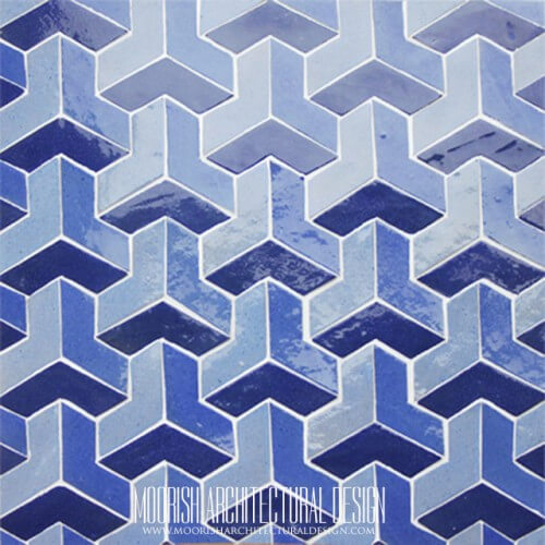 Moorish Modern Tile 18