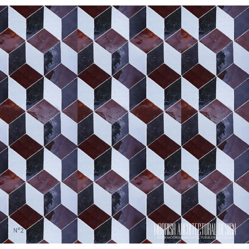 Moorish Modern Tile 17