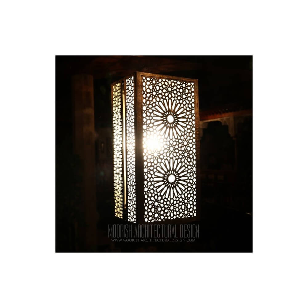 Moroccan Wall sconce lights for sale Moroccan