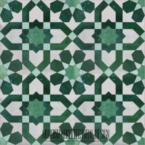 Moroccan Tile 235