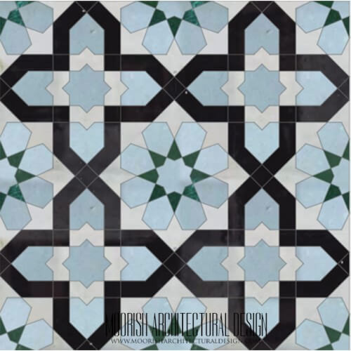 Moroccan Tile 237