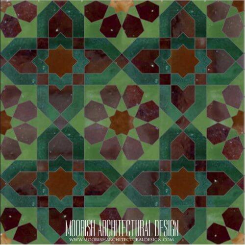 Moroccan Tile 242