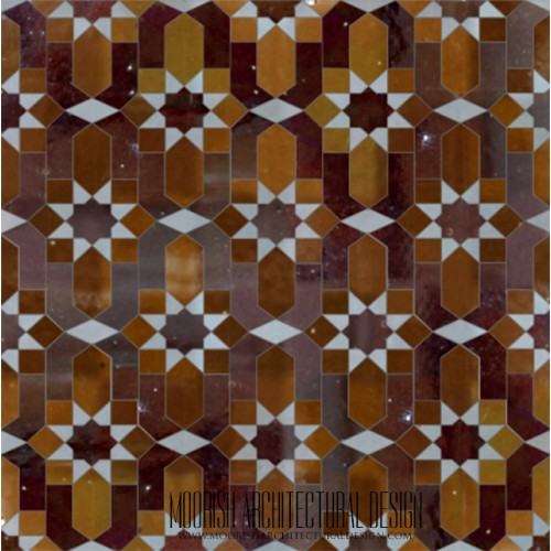 Alhambra Tile design