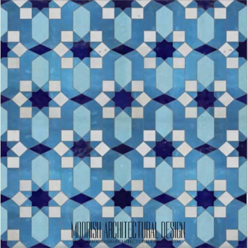Moroccan Tile 253