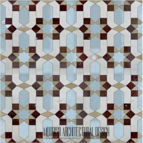 Moroccan Tile 255