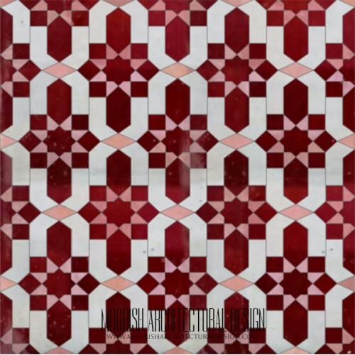 Moroccan Tile 256