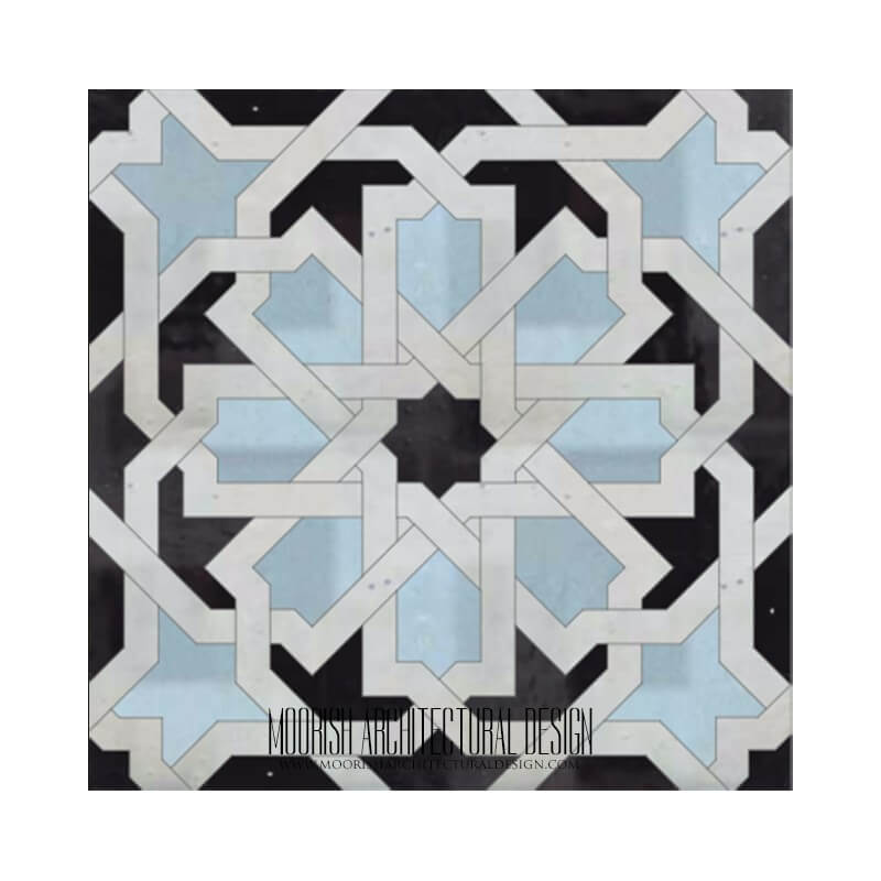 Moroccan Tile oregon