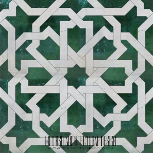 Moroccan Tile 258
