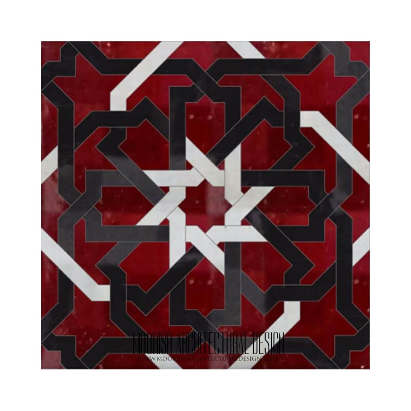 Moroccan Tiles Nassau, Bahamas