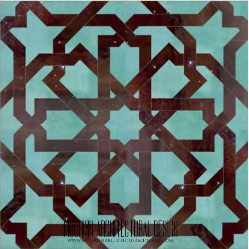 Moroccan Tile 262