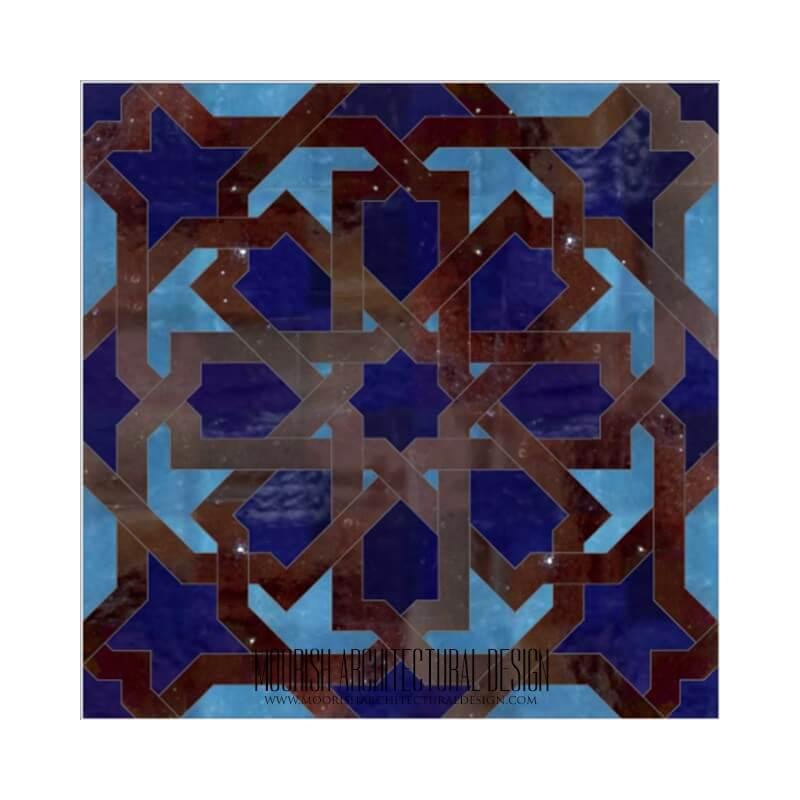 Moroccan tiles San Francisco Showroom