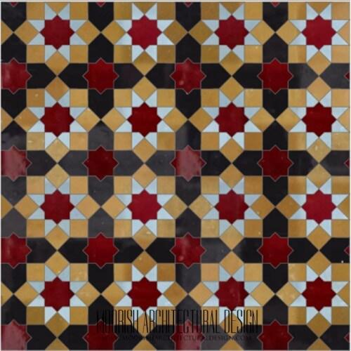 Moroccan Tile 267