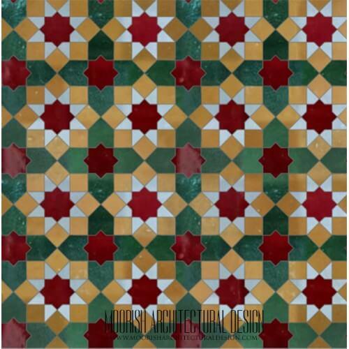 Moroccan Tile 266