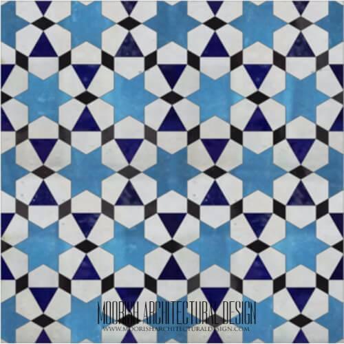 Moroccan Tile 274