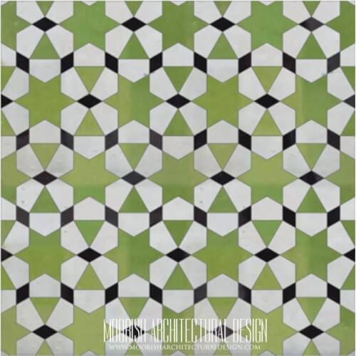 Moroccan Tile 281