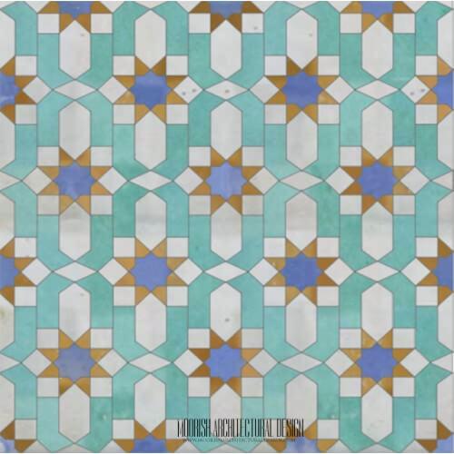 Moroccan Tile 288
