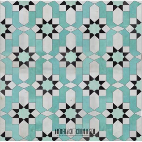 Moroccan Tile 290