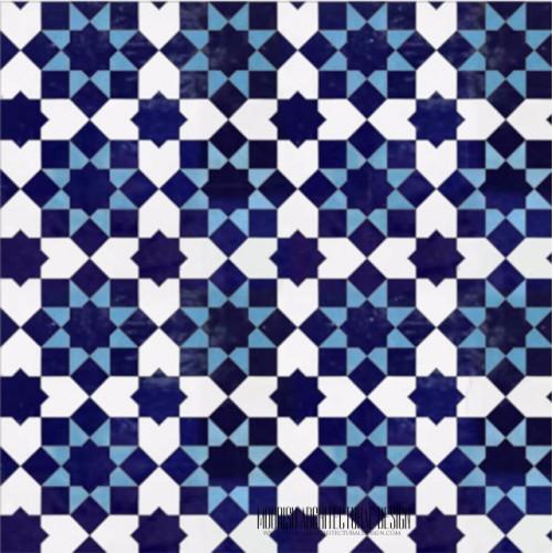 Moroccan Tile 296