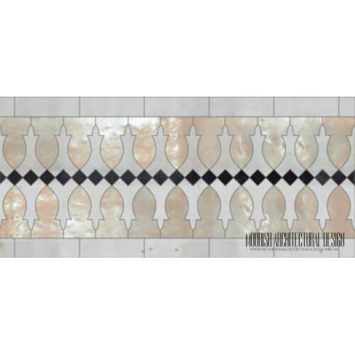 Mediterranean Pool Tiles