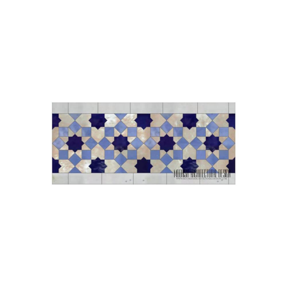 Spanish Pool Mosaic Tiles Specialist