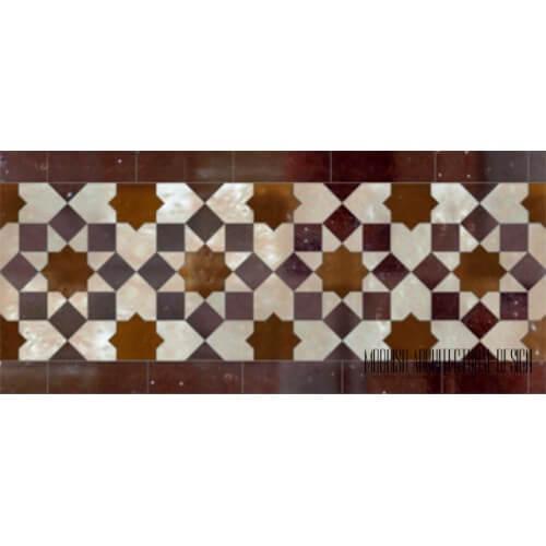 Moroccan Border Tile 139