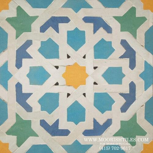 Moroccan Tile 26