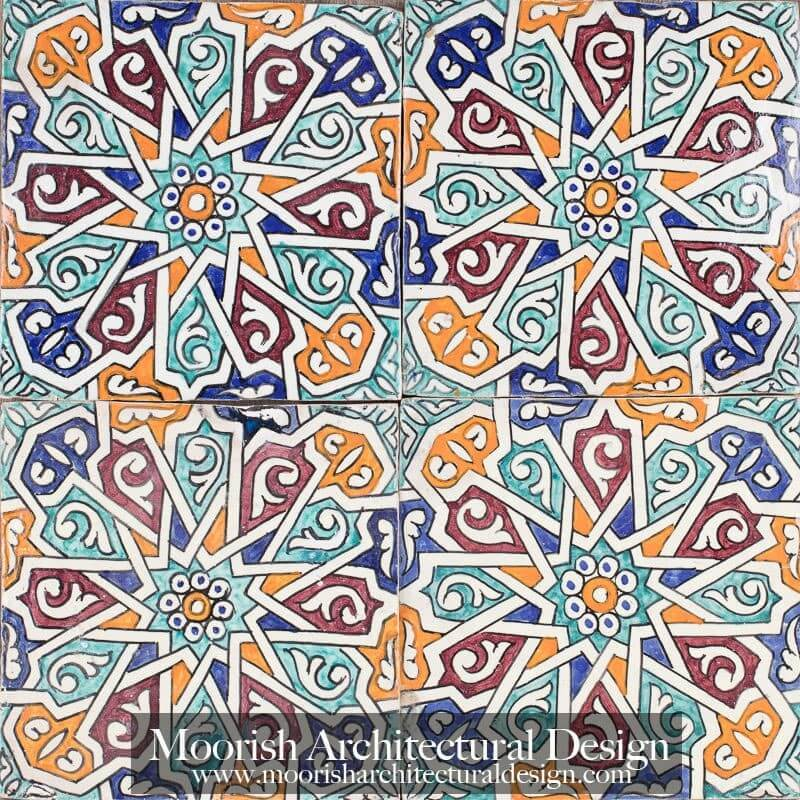 Tunisian Kitchen Tile