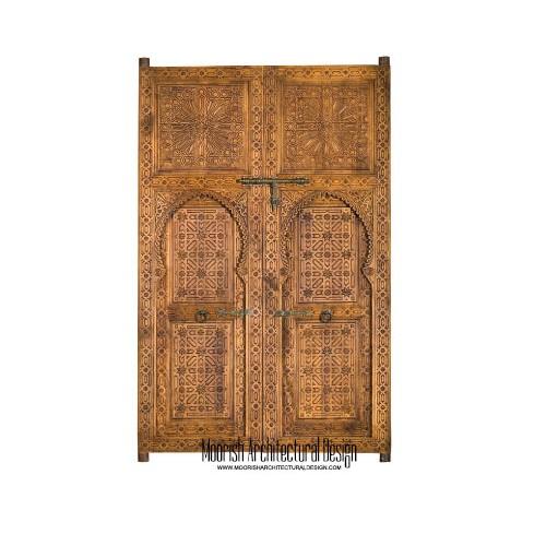 Moroccan Door 01