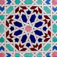 Moroccan Tile Maui Hawaii