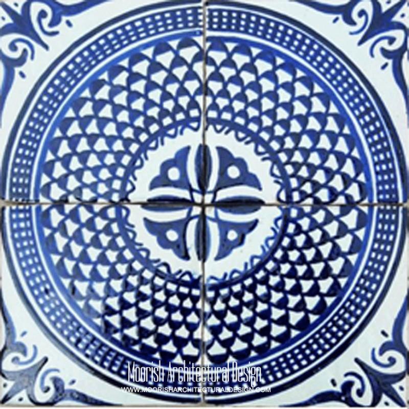 Moroccan tiles wholesale