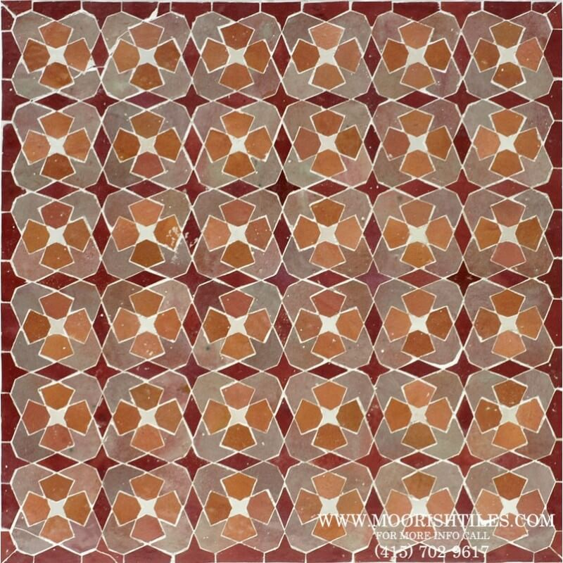 Moroccan tile Raleigh North Carolina