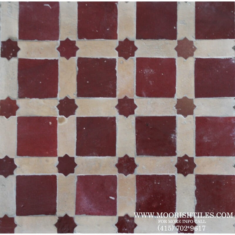 Moroccan Tile Houston Texas